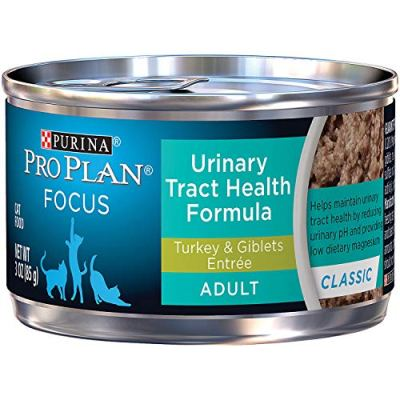 Purina Pro Plan Focus Urinary Tract Health Adult Canned Wet Cat...