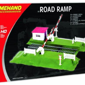 Mehano MEHANOF290 Road Ramp-Made in Slovenia, Multi Colour 51rseiGzI6L
