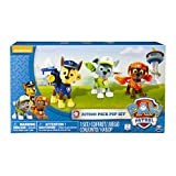 Product review for Nickelodeon, Paw Patrol - Action Pack Pups 3pk Figure Set Chase, Rocky, Zuma