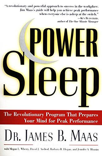 Power Sleep : The Revolutionary Program That Prepares Your Mind for Peak Performance