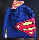 Superman Reversible Beanie Cap