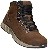 KEEN Utility - Men's Manchester 6'' WP (Soft Toe) Waterproof Work Boot for Maintenance, Transportation, Warehouse and Distribution, Cascade Brown/Brindle, 12EE M US