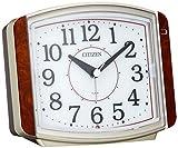 CITIZEN (Citizen) look even alarm clock silent MIG 644 nights 8RE644-023