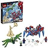 LEGO Juego de Construcción Marvel Spider-Man Vehicle