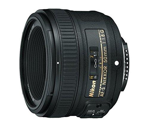 Nikon AF-S FX NIKKOR 50mm f/1.8G Lens