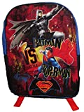 "DC Comics Batman Superman 16"" Backpack (Batman v. Superman 1)"
