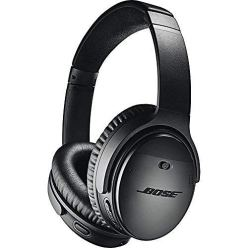 Bose-QuietComfort-35-II-Wireless-Bluetooth-Headphones-Noise-Cancelling-with-Alexa-voice-control-Black