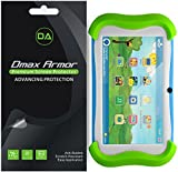 [3-Pack] Dmax Armor for Sprout Channel Cubby 7 Screen Protector, Anti-Bubble High Definition Clear Shield