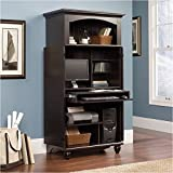 Product review for Pemberly Row Computer Armoire in Antiqued Paint