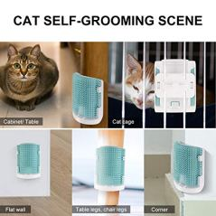 AKcat-Cat-Self-Groomer-with-Catnip-Upgraded-V30-Soft-Rubber-Bristles-Massage-Comb-3-Installation-Methods-Grooming-Brush-Toy