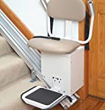 Stair Lift With Flip-Up Arms & Standard Factory Warranty