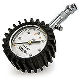 TireTek Premium Car Tire Pressure Gauge 60 PSI - Heavy Duty Tire Gauge ANSI Certified Accurate