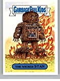 2018 Topps Garbage Pail Kids Oh The Horror-ible Retro Horror Sticker A NonSport #12A THE WICKER STAN