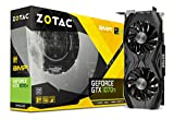ZOTAC GeForce GTX 1070 Ti AMP EDITION 8GB GDDR5 256-bit Gaming Graphics Card IceStorm Cooling, Metal Backplate, Spectra Lighting, PowerBoost ZT-P10710C-10P