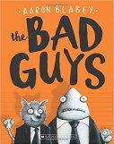 THE BAD GUYS #1 book cover art