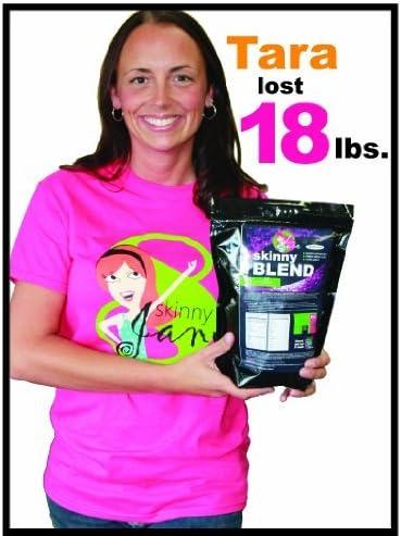 Best Tasting Protein Shake for Women - Lose Weight Slim Down Fast - Weight Loss Supplement - Decrease Appetite - Increase Energy - 30 Shakes per Bag (Cookies 'n' Cream) - Skinny Blend 5