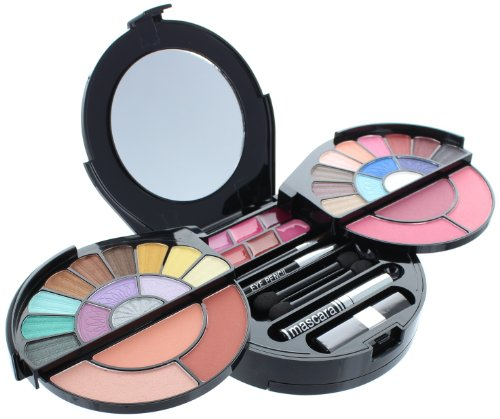 BR deluxe makeup palette (64 colors) - extra pearl shine