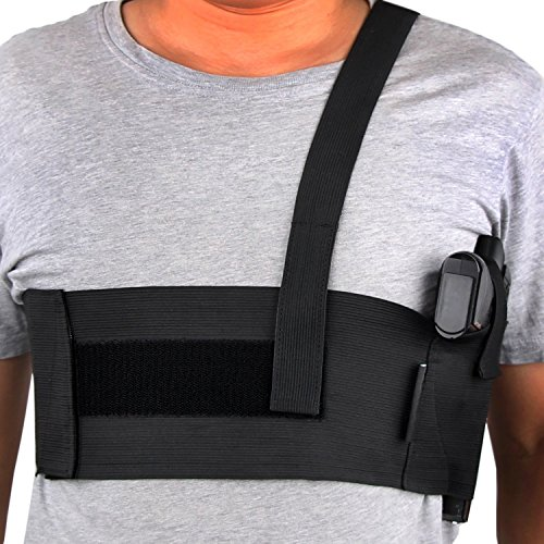Yeeper Deep Concealment Shoulder Holster for Right...