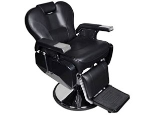 TMS? Hydraulic Recline Barber Chair