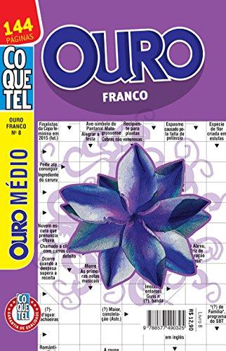 Palavras Cruzadas Coquetel - Ouro Franco