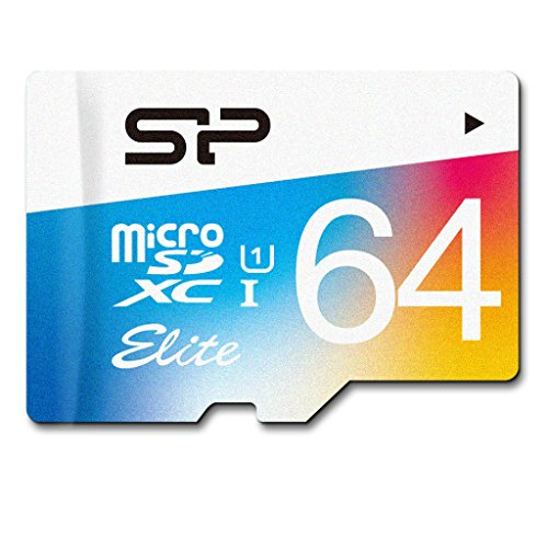 Silicon Power-128GB High Speed MicroSD Card Adapter