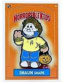 Magic Marker Art Horrorible Kids - Shaun Shape - Limited Edition Enamel Pin