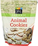 365 Everyday Value, Organic Animal Cookies Classic Vanilla, 16 Ounce