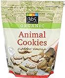 365 Everyday Value, Organic Animal Cookies Classic Vanilla, 16 Ounce