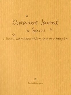 Deployment Journal for Spouses