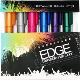 Hair Chalk | Metallic Glitter Temporary Hair Color - Edge Chalkers