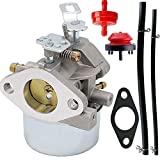 640052 Carburetor for Tecumseh HMSK80 HMSK90 8hp 9hp 10hp LH318SA LH358SA for Snow Blower Generator Chipper Shredder 640054 640349 640058 640058A Oregon 50-659 STENS 520-926 Carb (640054)