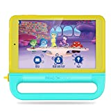 Dragon Touch K8 Kids Tablet, 8' HD IPS Display 2GB RAM 16GB Nand Flash Android Tablet, Kidoz Pre-Installed with All-New Disney Content (More Than $80 Value) - Exclusively Designed Stylus