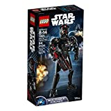 LEGO Star Wars Episode VIII Elite Tie Fighter Pilot 75526 Building Kit (94 Piece)