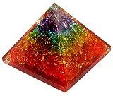 Energy Generator Orgone Pyramid for Emf Protection & Healing- meditation orgonite pyramids/crystal chakra