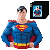 Superman Resin SDCC 2013 Exclusive DC Comics Bust Bank