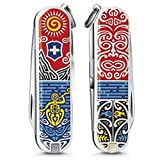 Victorinox Classic Limited Edition 2018 New Zealand - Swiss Army Knife 58 mm