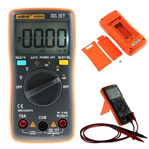Dreamyth New ANENG AN8004 Pocket Mini Portable Auto Ranging Digital Multimeter Tester
