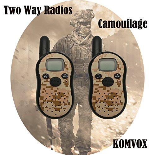 Hunting Toys For Little Boys : Little boys durable kids walkie talkies long range