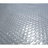 Blue Wave NS520 14-mil Solar Blanket, 16x32ft Rectangle Clear