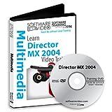 Software Video Learn Macromedia Adobe Director MX 2004 Training DVD Sale 60% Off training video tutorials DVD Over 4 Hours of Video Tutorials Training