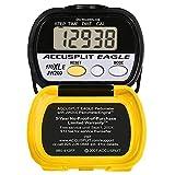 Accusplit AE170XLE Pedometer, Yellow/Black