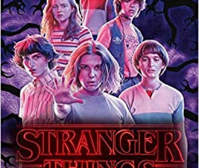 Stranger Things Coloring And Activity Book A Great Book For All