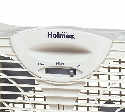 Holmes Dual Blade Twin Window Fan review