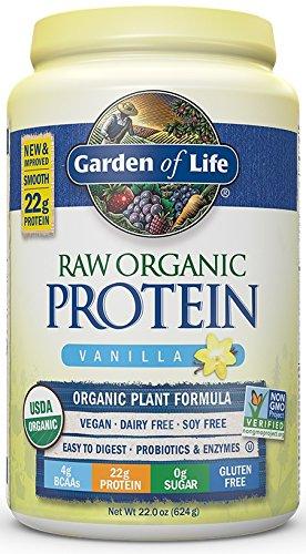 Garden of Life Protein Powder - Organic Raw