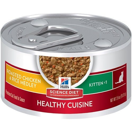 Hill's Science Diet Kitten Healthy Cuisine