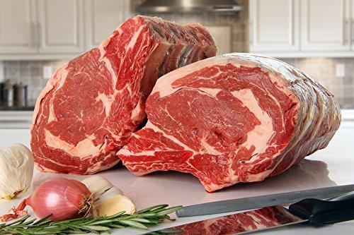 Anderson Reserve Grass Fed Angus Beef B/I Prime Rib Roast'5 lbs'