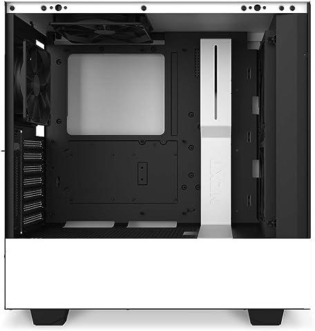 NZXT H510 Elite White & Black 内部構造