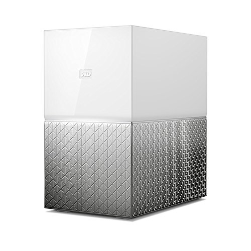 WD 12TB My Cloud Home Duo Personal Cloud Storage - Dual Drive - WDBMUT0120JWT-NESN