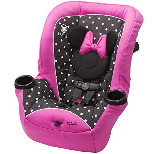 Disney Baby Apt 40RF Convertible Car Seat, Simple Dot Minnie