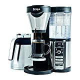 Ninja Coffee Bar with Thermal Carafe and and Auto-iQ One Touch Intelligence - CF087 (Renewed)